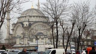 İstanbul Стамбул Istanbul central Gülhane Park walking tour 2014 12 16
