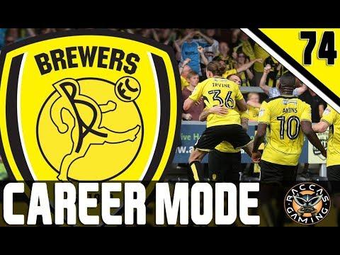 LIVE!!! FIFA 17 BURTON ALBION Career Mode #74 @RaccasGaming