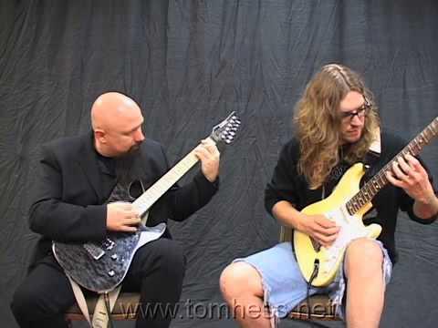 Improvisation Guitar Lesson