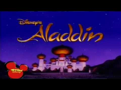 Disney's Aladdin Cartoon Telugu Dubbed Title Song | Disney Sandhya