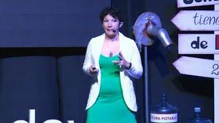 ¿En qué me cambió la vida correr? | Mercedes Olavarria | TEDxComodoroRivadavia