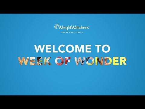 Weight Watchers Week of Wonder – A Special Meeting