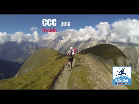 CCC - UTMB Ultra Trail du Mt Blanc - GoPro Hero3