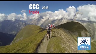 CCC - UTMB Ultra Trail du Mt Blanc - GoPro Hero3