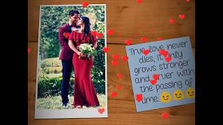 Happy wedding anniversary wishes song whatsapp status