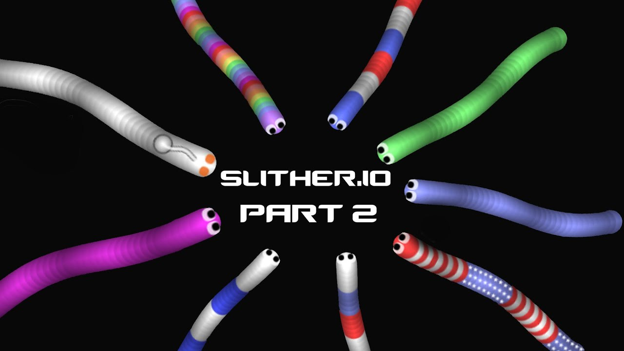 Slither Io Multiplayer