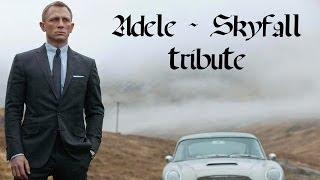 Adele - Skyfall (a film tribute & music video)