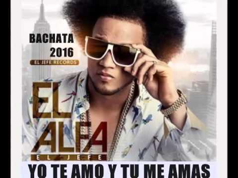 Engels Rockerito-Yo Te Amo Y Tu Me Amas(Bachata 2016)