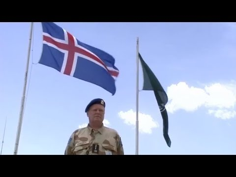 The Chicken Commander - Icelandic Afghanistan Documentary (English Subtitles)