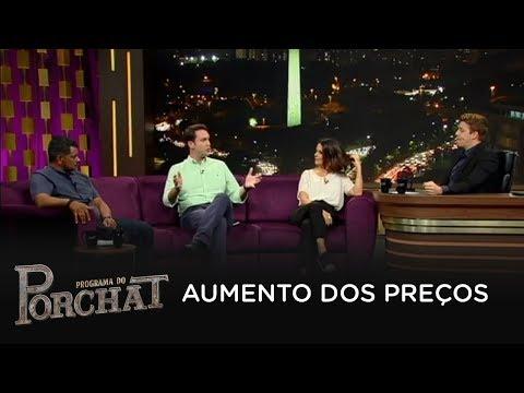 Jornalistas Da Record TV Falam Sobre Preços Abusivos Durante Greve