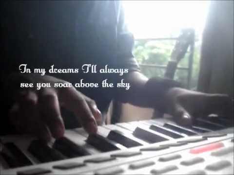 There you'll be-Faith hill (Instrumental Piano Cover) [With On-screen lyrics]