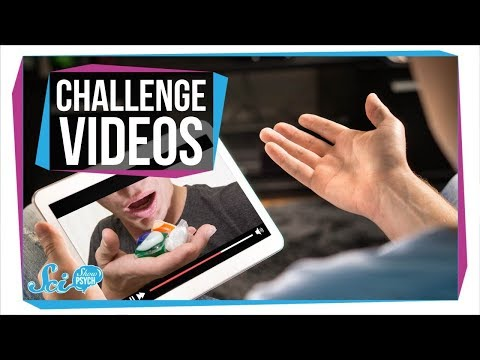 Why Are Challenge Videos a Thing?