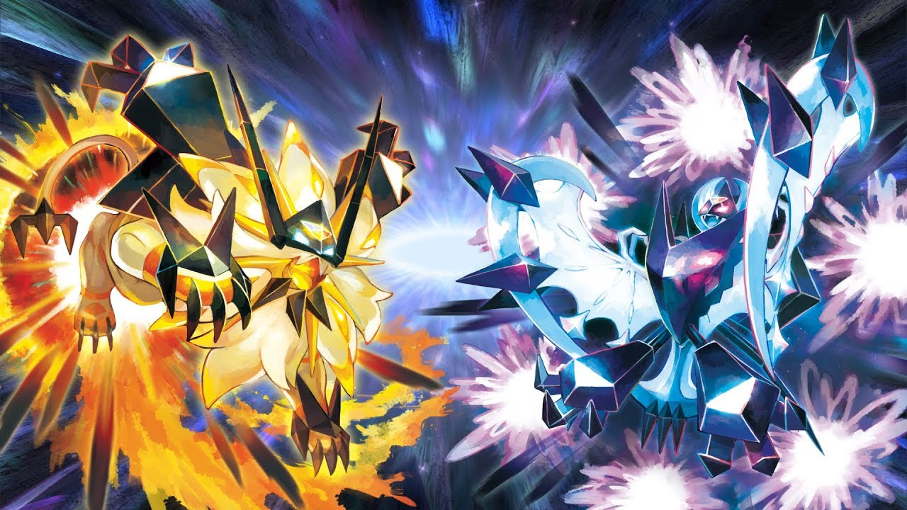 New Z-Moves Revealed in Pokémon Ultra Sun and Pokémon Ultra Moon!