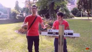 Edison Fazlija & Emrah-K - Hajde edhe kce me mu - 2012 (Offical Video) HD
