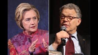 Hillary Clinton Defends Al Franken After Assaült Allegation
