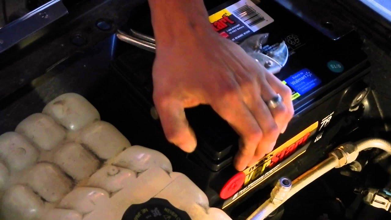 2006 Chevy Silverado how to install dual battery kit - YouTube
