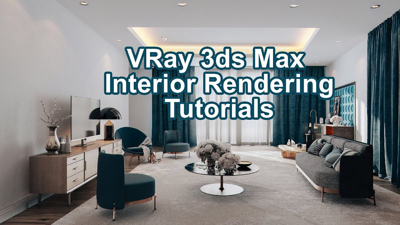 Viz Tech Support For Companies Artists Vray 3ds Max Interior Rendering Tutorials