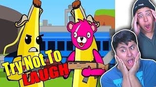 FORTNITE ANIMATIONS! Try Not To Laugh