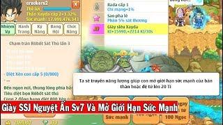 Ngọc Rồng Online - Mở Giới Hạn Sức Mạnh Sv7 Crackers2