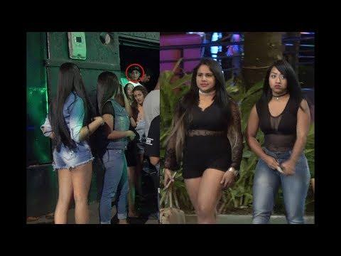 Medellin Colombia Women Vs. Santo Domingo Dominican Republic Nightlife || iam_marwa
