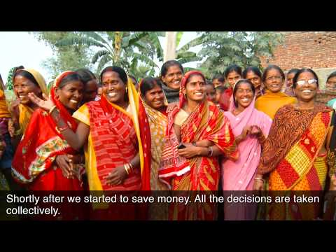 How 7 Million Women Are Leading Change in Rural Bihar, India