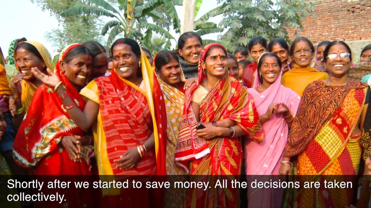 How 7 Million Women Are Leading Change in Rural Bihar, India