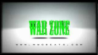 .:l War Zone l:. Φ Bass Test Φ [ MWObeats.com ] **SOLD**