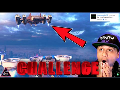 "CALL OF DUTY: CHALLENGE #1.5 ""MOTHERSHIP"" PART 2 w/ TRINITY GX"