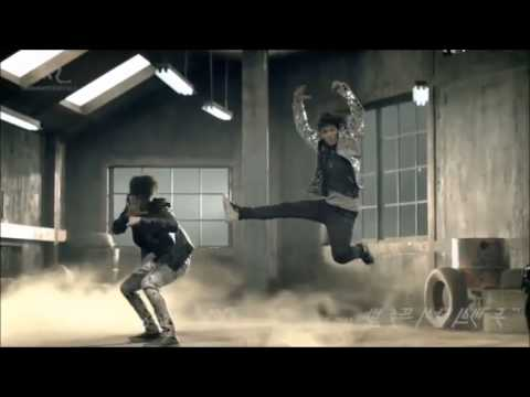 EXO History Remix (Dance Teaser of Kai with Sehun, Lay, and Luhan)