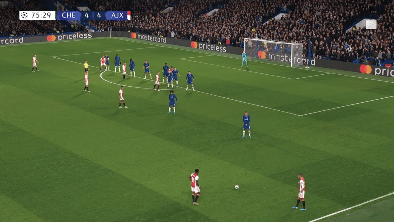 A Night of High Drama at Stamford Bridge