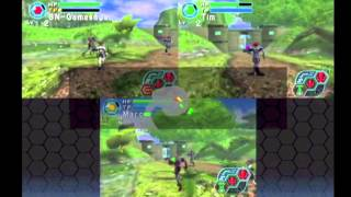 Game Night - Phantasy Star Online I & 2 (Gamecube) Offline Co-Op