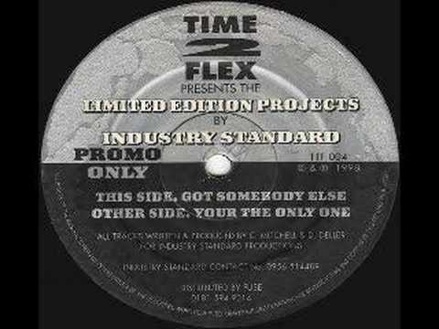 Industry Standard Limited Edition Projects Got Somebody Else