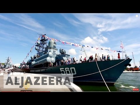 Exclusive: Corruption allegations rock Russian navy