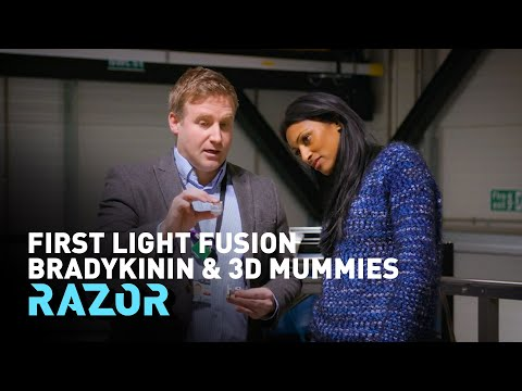 RAZOR: Ancient Mummies, Current COVID And Future Fusion (#Razor Full Episode)