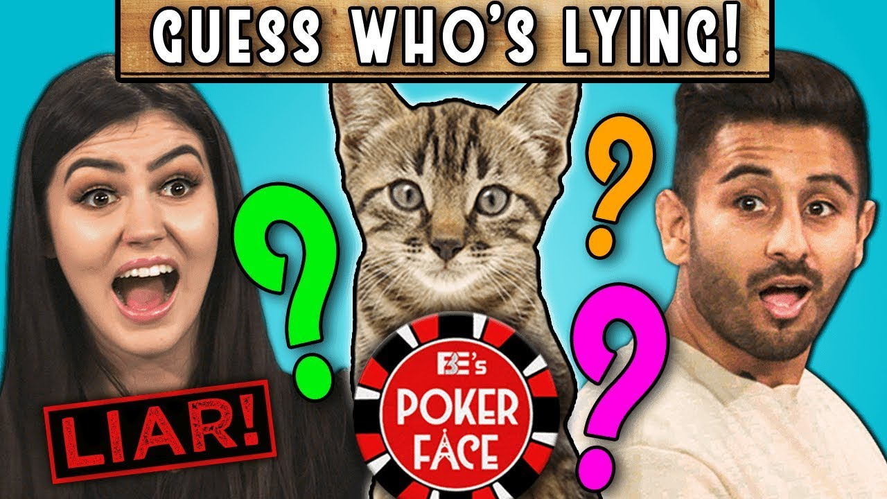 poker face ne demek