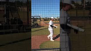 Wesley Mann - Catcher - Class of 2021 - Hitting2