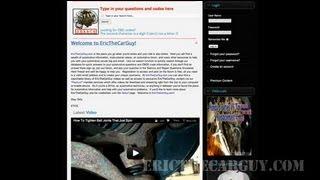 New Etcg.Com! - Ericthecarguy