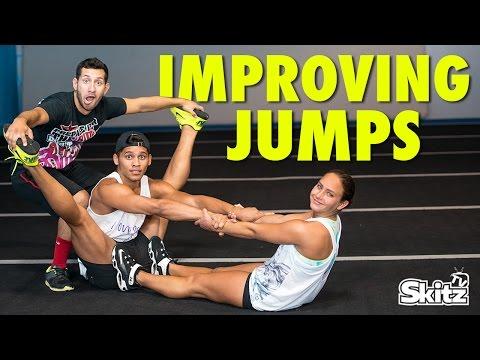 How To Improve Jumps | Gabi Butler Cheer