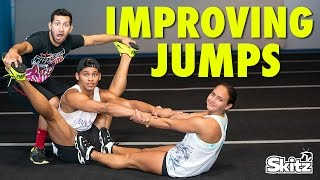 How to Improve Jumps | Gabi Butler Cheer