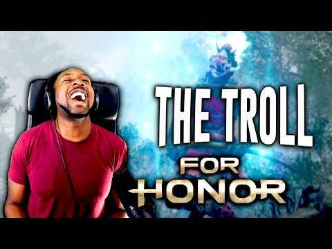 For Honor Orochi ∙ The Troll