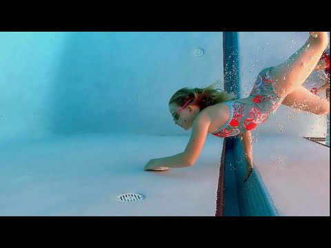 At The Bottom Of The Swimming Pool