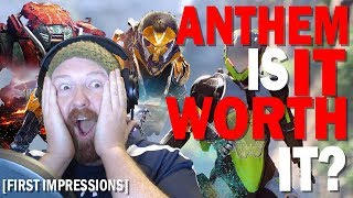 Baixar Is ANTHEM Worth It? Should You get EA Access or Origin Premier to play Early?