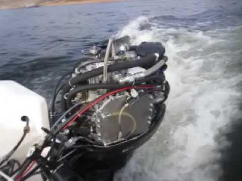 Wankel Diesel Outboard 25HP by Wankel Supertec GmbH