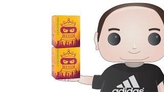 Kidrobot Futurama Series 2 Blind Boxes Unboxing