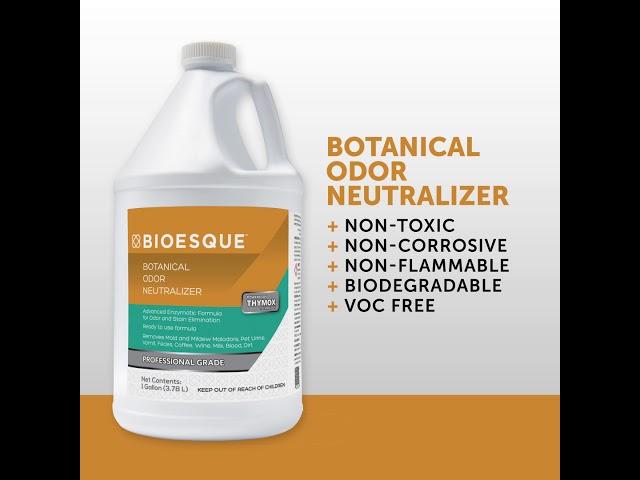 Bioesque Solutions | Odor Neutralizer