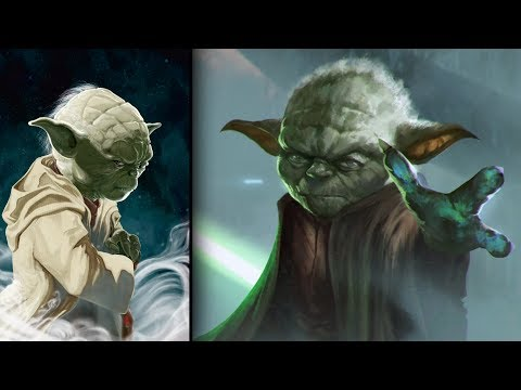The True Power of Yoda - Yodas Greatest Force Feats [Legends] - Star Wars Explained