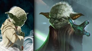 The True Power of Yoda - Yoda's Greatest Force Feats [Legends] - Star Wars Explained