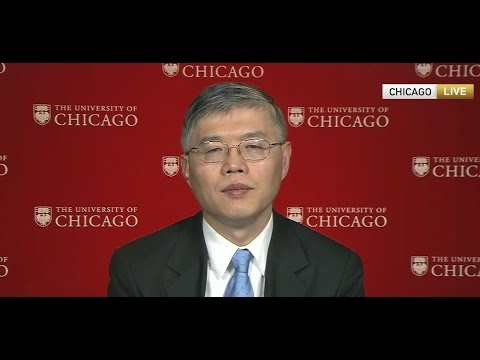 Dali Yang discusses China's anti corruption campaign