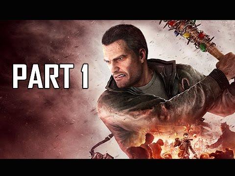Dead Rising 4 Walkthrough Part 1 - Hank East Returns (Let's Play Commentary)