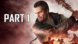 Dead Rising 4 Walkthrough Part 1 - Hank East Returns (Let's Play Commentary)